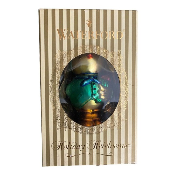 Waterford Christmas Tree Ornament in Original Box